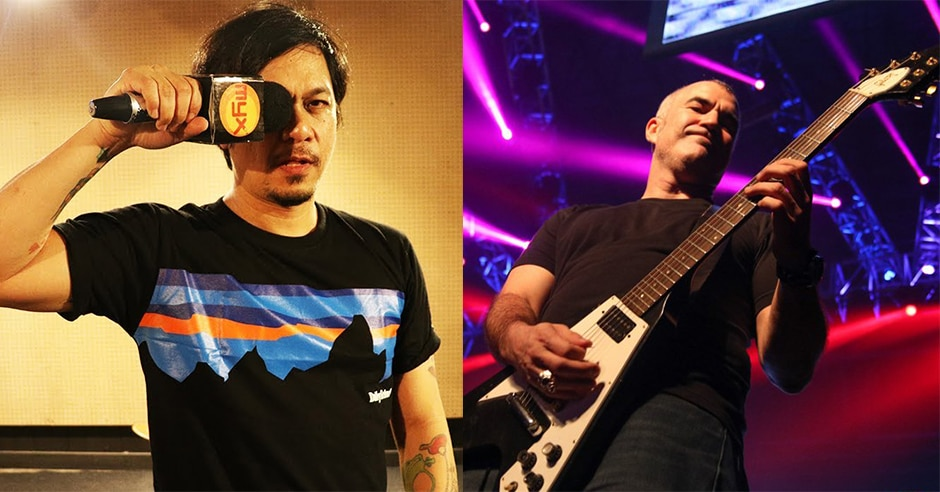RAZORBACK's New Song Featuring RAYMUND MARASIGAN Is Finally Here