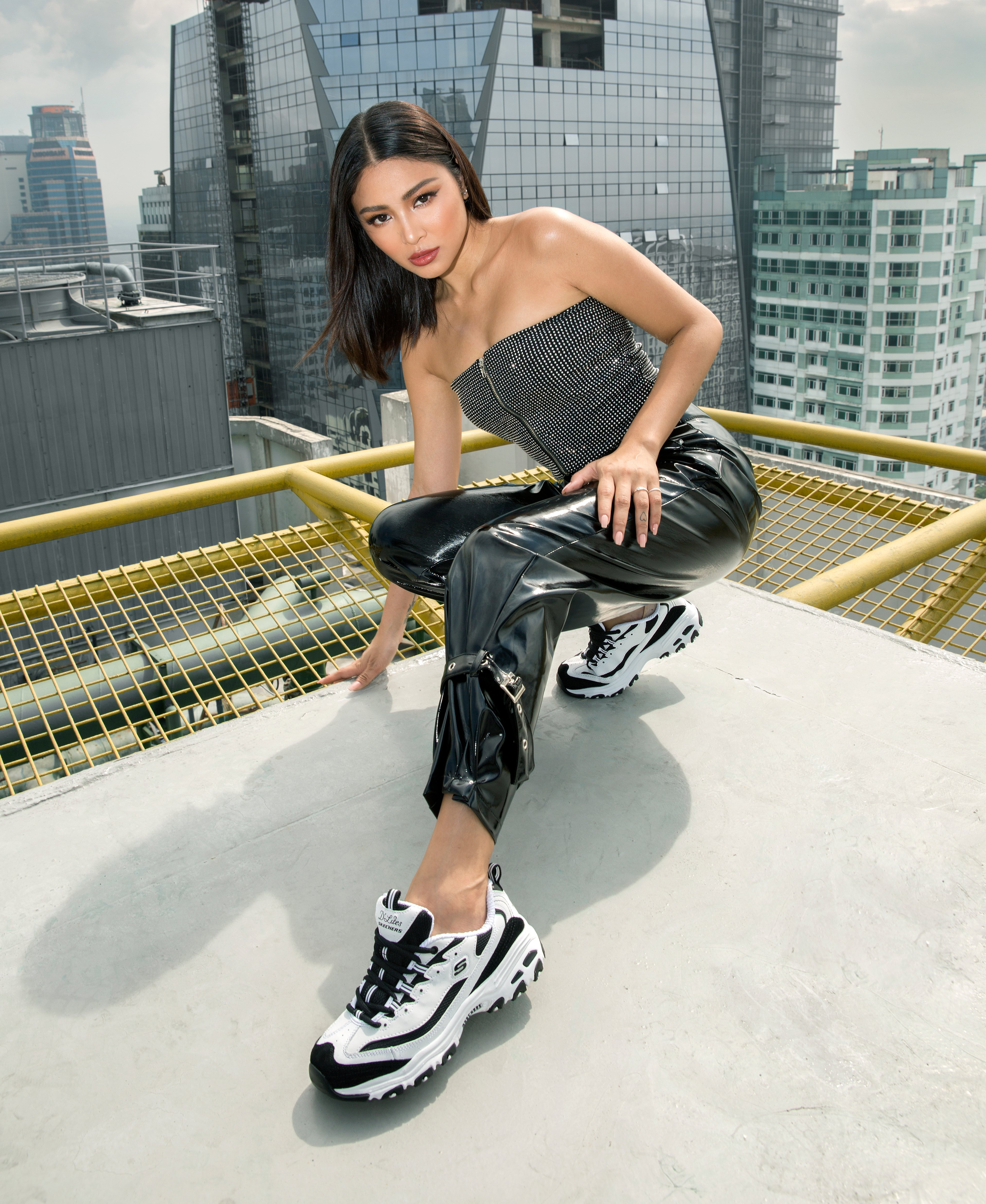 Skechers' Skech Air and D'Lites Featured In Nadine Lustre's