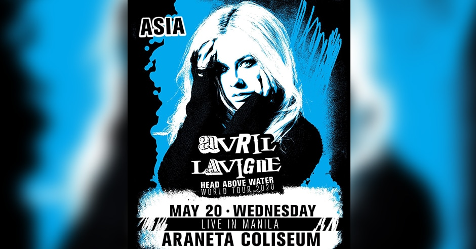 avril lavigne tour 2020