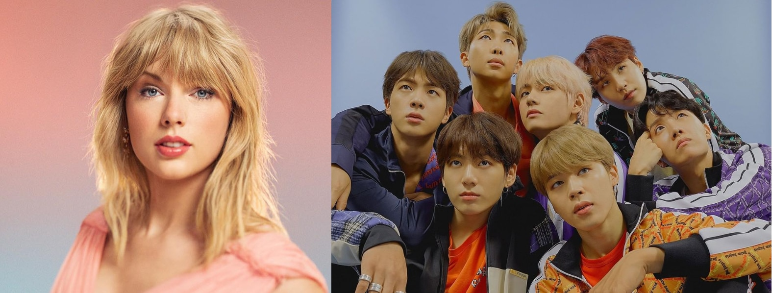 BTS, TAYLOR SWIFT Among Time's Most 100 Influential People Of 2019